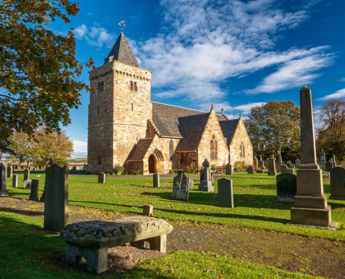 Aberlady Church