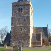 Side View of Aberlady Church